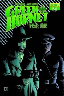 Green Hornet: Year One #8