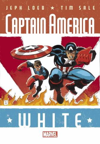 Captain America: White #4