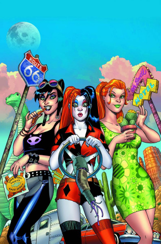 Harley Quinn: Road Trip Special #1