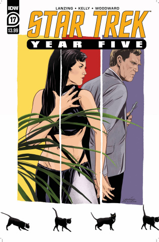 Star Trek: Year Five #17