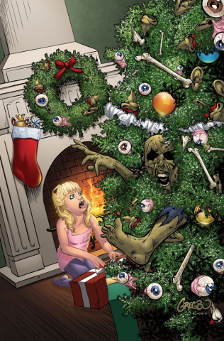 Grimm Tales of Terror Holiday Special 2016 (Watson Cover)