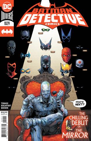 Detective Comics #1029 (Kenneth Rocafort Cover)