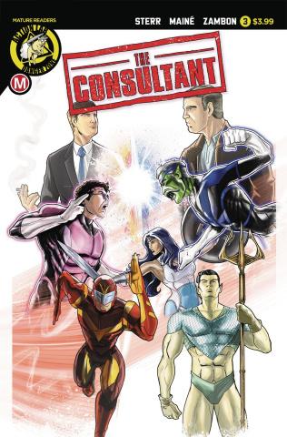 The Consultant #3