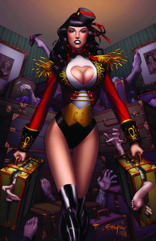 Grimm Fairy Tales: Wonderland #14 (Franchesco Cover)