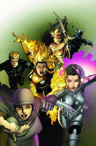 X-Men Legacy #246