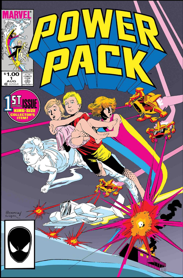 Power Pack #1 (True Believers)