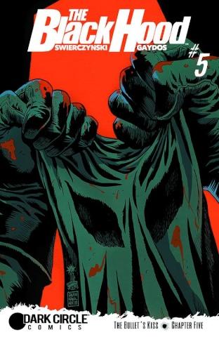 The Black Hood #5