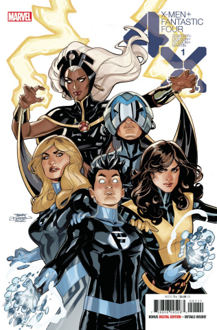 X-Men + Fantastic Four #1
