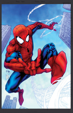 The Amazing Spider-Man #1 (Davis Cover)
