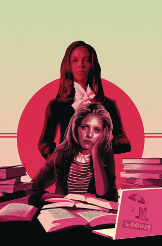 Buffy the Vampire Slayer #2 (Taylor Cover)