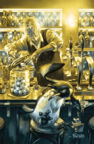 Fight Club 3 #10 (Fegredo Cover)
