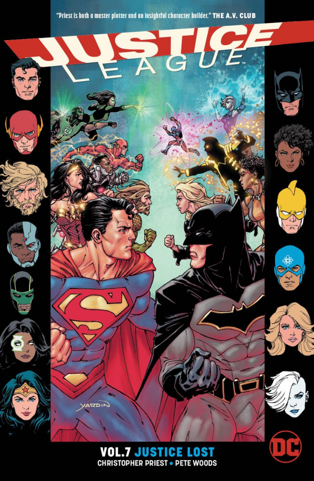 Justice League Vol. 7: Justice Lost