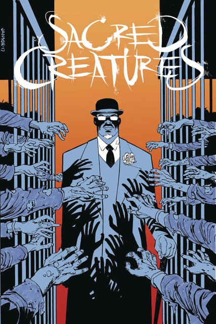 Sacred Creatures #2 (Janson Cover)