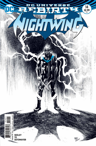 Nightwing #14 (Variant Cover)