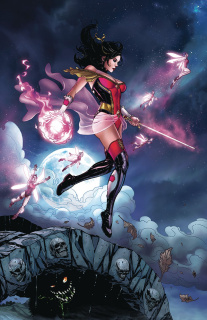 Grimm Fairy Tales #17 (Johnson Cover)