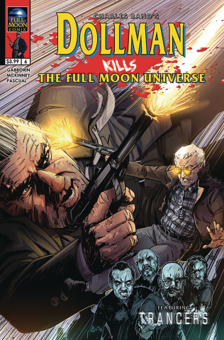 Dollman Kills the Full Moon Universe #6 (Strutz Cover)