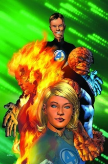 Ultimate Fantastic Four #1 (Marvel's Greatest Comics)