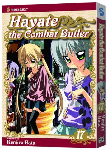 Hayate: The Combat Butler Vol. 17
