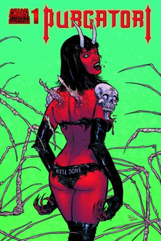 Purgatori #1 (Strahm Cover)