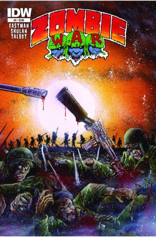 Zombie War #2