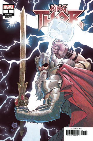 King Thor #1 (Kubert Cover)