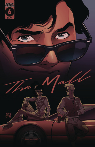 The Mall #6 (Cover B)