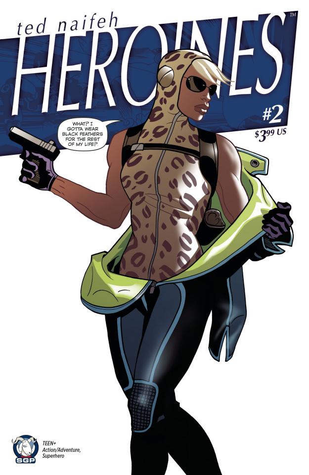 Heroines #2