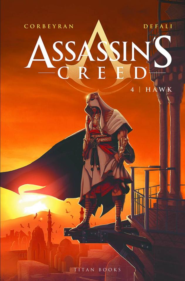 Assassin's Creed: Hawk Vol. 1