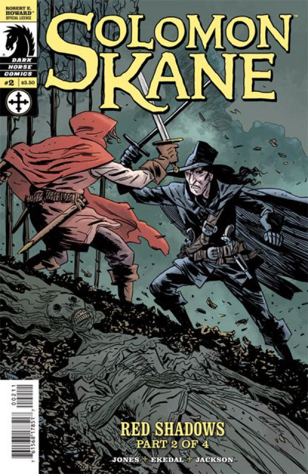 Solomon Kane: Red Shadows #2