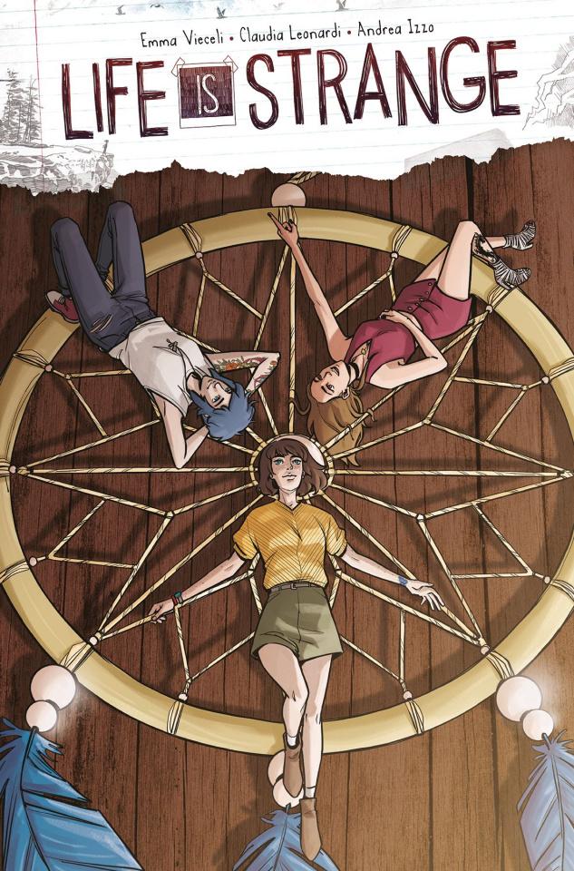 Life is Strange #12 (Leonardi Cover)