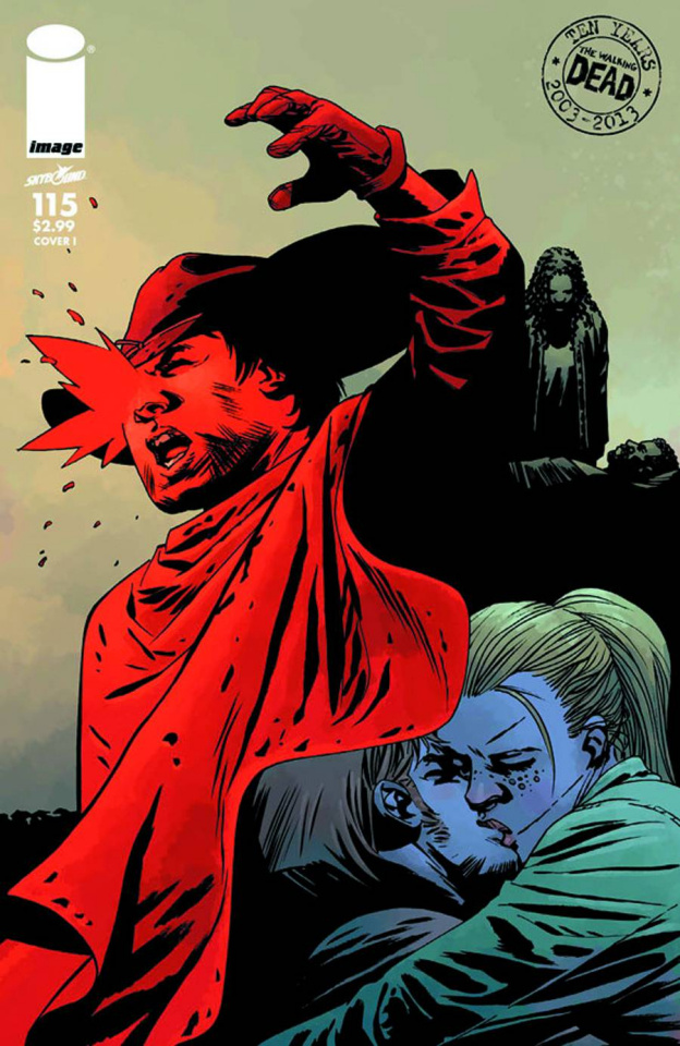 The Walking Dead #115 (Cover I)