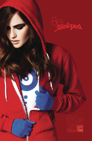 Idolized #0 (SDCC 2012 Cover)