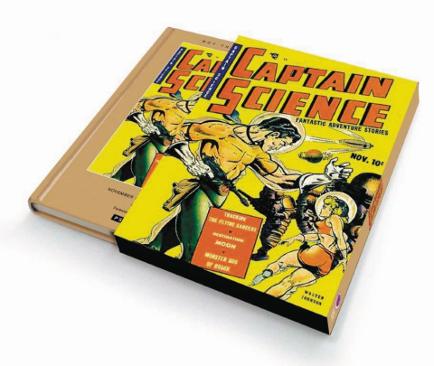Captain Science (Slipcase Edition)