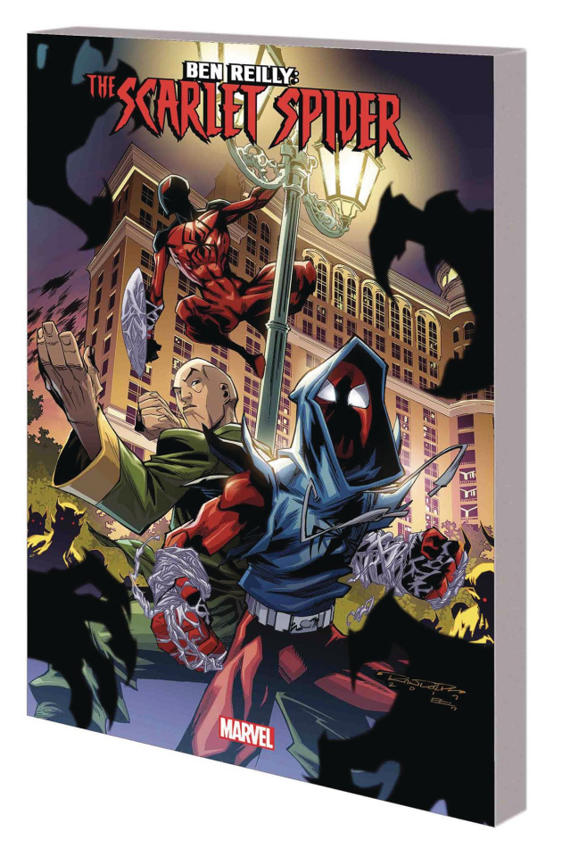 Ben Reilly: The Scarlet Spider Vol. 4: Damnation