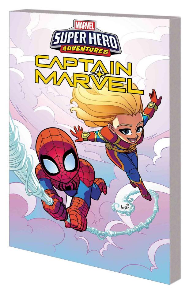 Marvel Super Hero Adventures: Captain Marvel