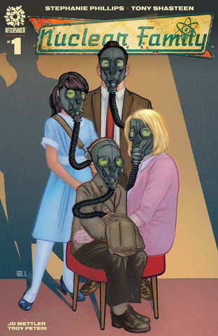 Nuclear Family #1 (Shasteen Cover)