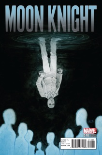 Moon Knight #10 (Crook Cover)