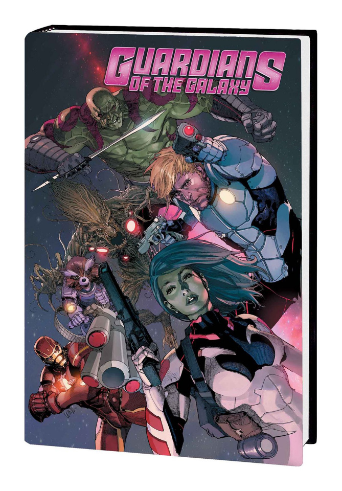 Guardians of the Galaxy by Bendis Vol. 1 (Omnibus)