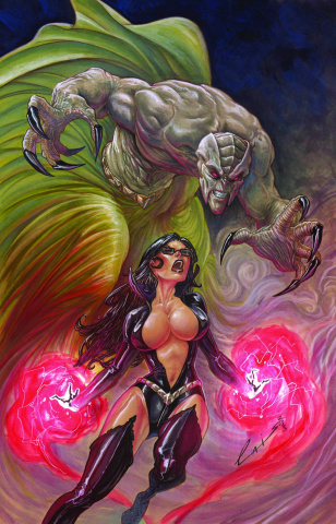 Grimm Fairy Tales 2013 Special Edition (Laiso Cover)