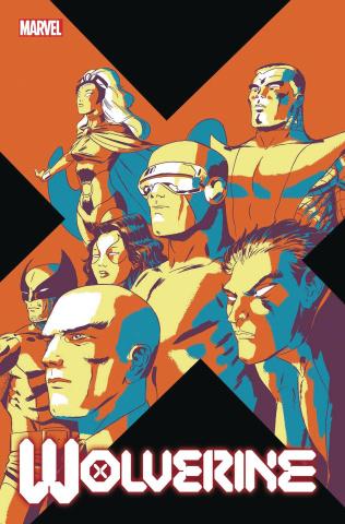 Wolverine #2 (Martin God Loves Man Kills Cover)