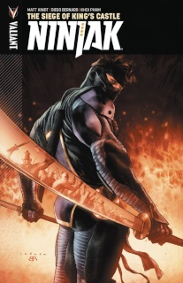 Ninjak Vol. 4: The Siege of King's Castle