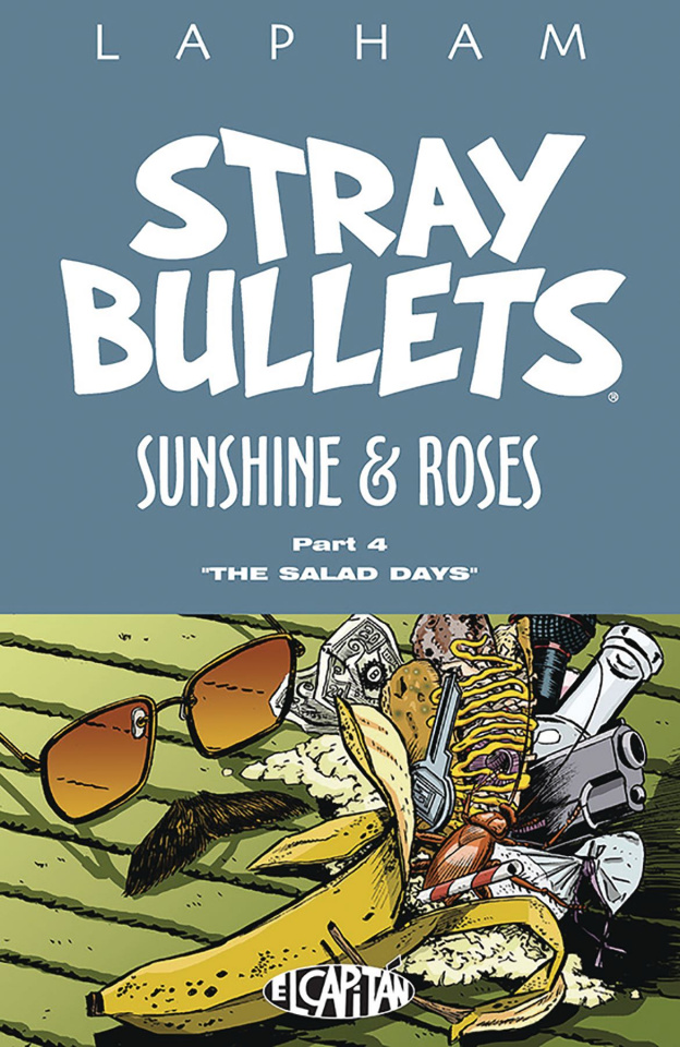 Stray Bullets: Sunshine and Roses Vol. 4