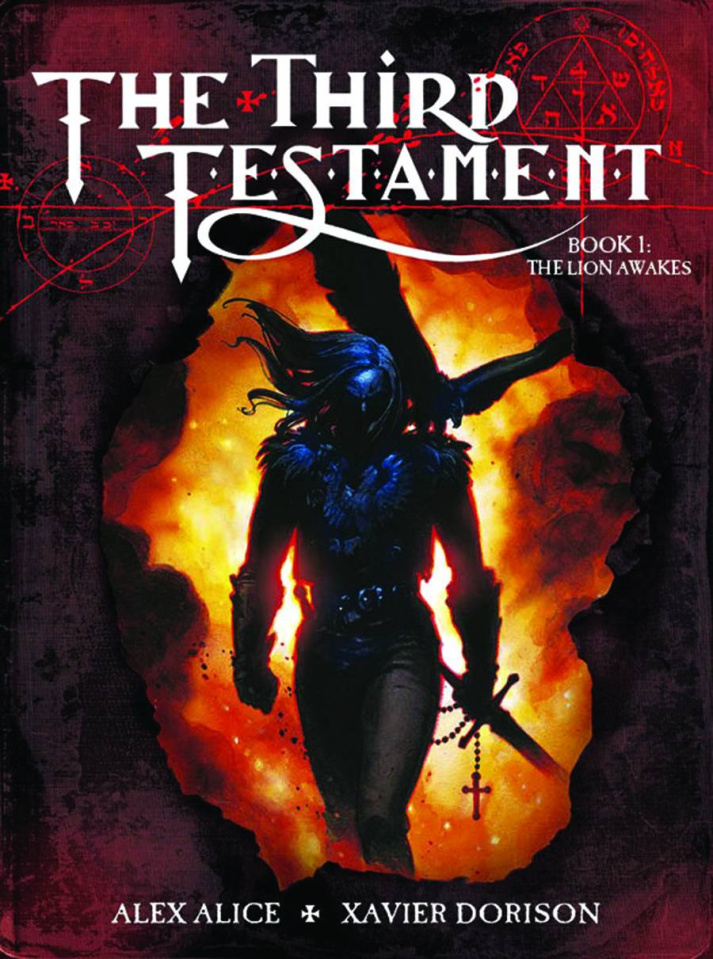 The Third Testament Vol. 1: The Lion Awakes