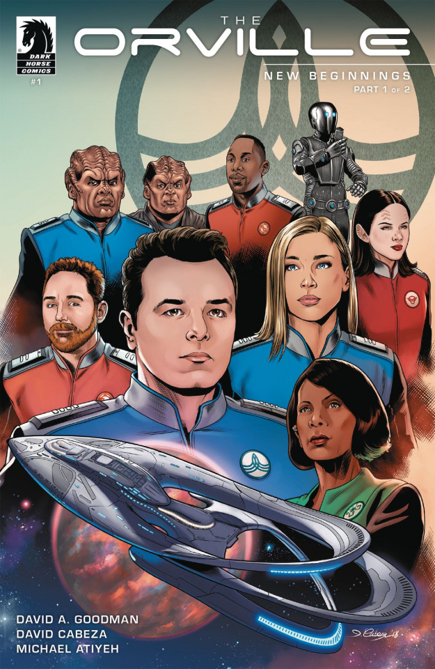 The Orville: New Beginnings #1