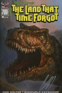The Land That Time Forgot #1 (Painted Cover)