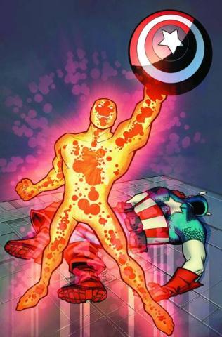 Captain America & The Korvac Saga #3
