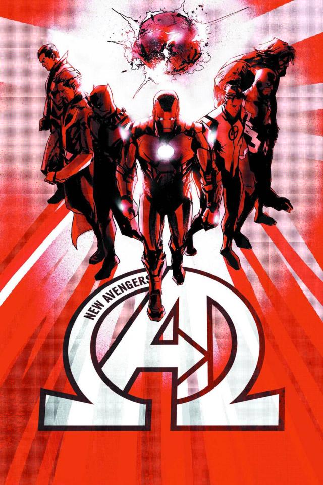 New Avengers #6