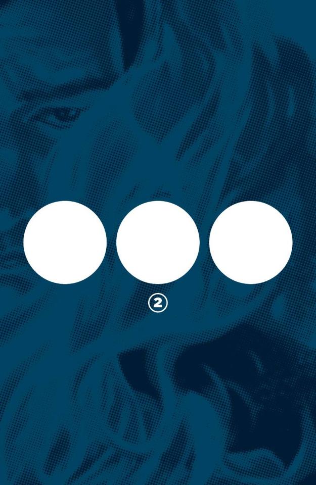 Crossover #2 (50 Copy Ellipsis Design Cover)