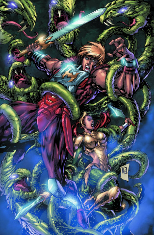 He-Man and the Masters of the Universe #11