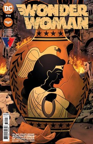 Wonder Woman #774 (Travis Moore Cover)
